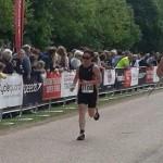 Viv Keenpac at Blenheim Triathlon