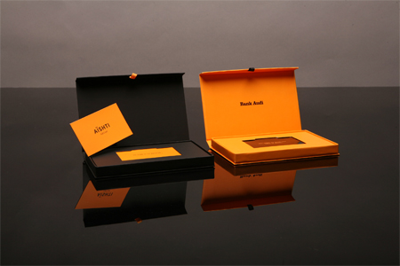 luxury point of sale packaging