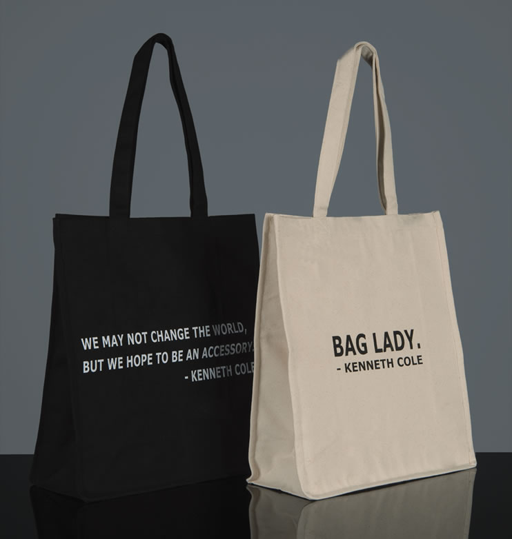 Fabric Carrier Bags - Keenpac