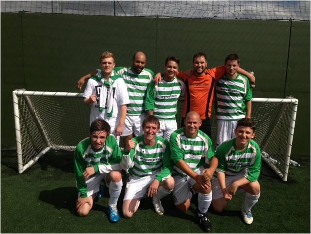keenpac wins bunzl cup