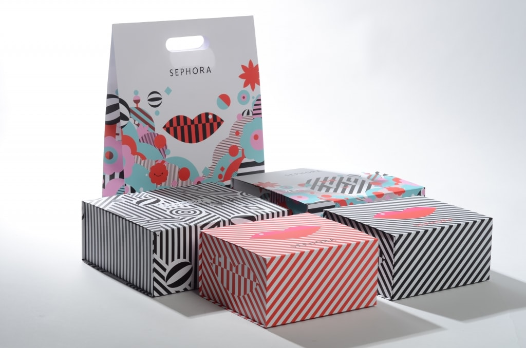 Sephora Bags and Boxes