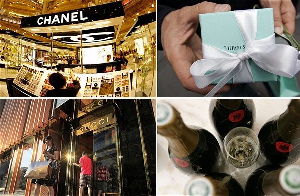 Luxury Consumer Packaging