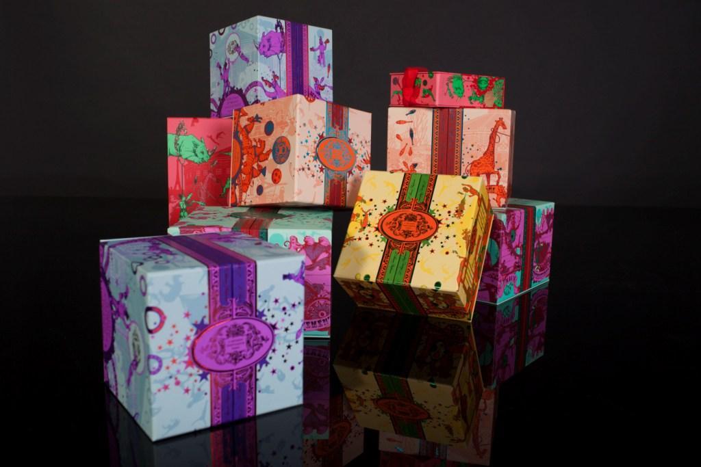 Retail Gift Boxes