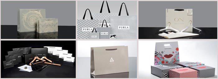 retail brand packaging