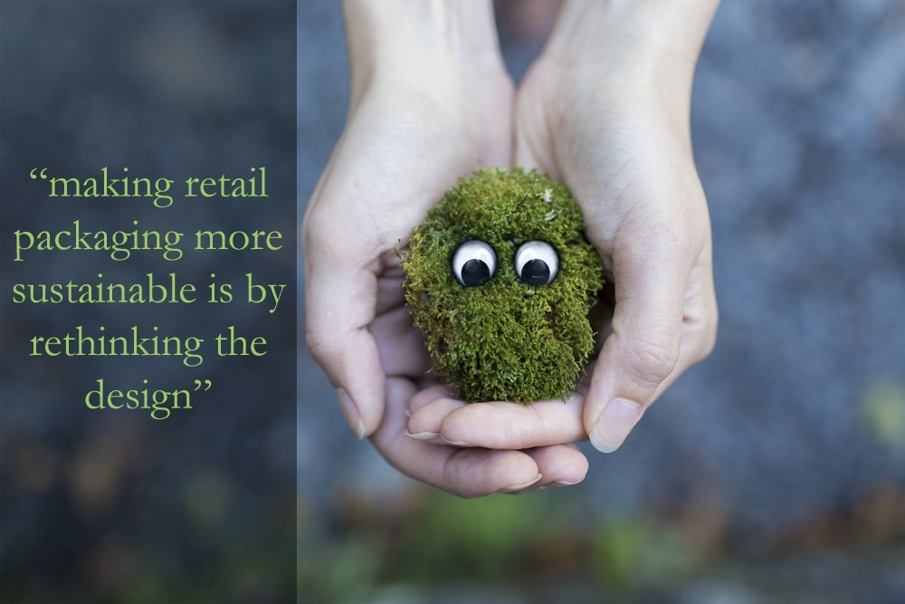 Sustainable Retail Packaging