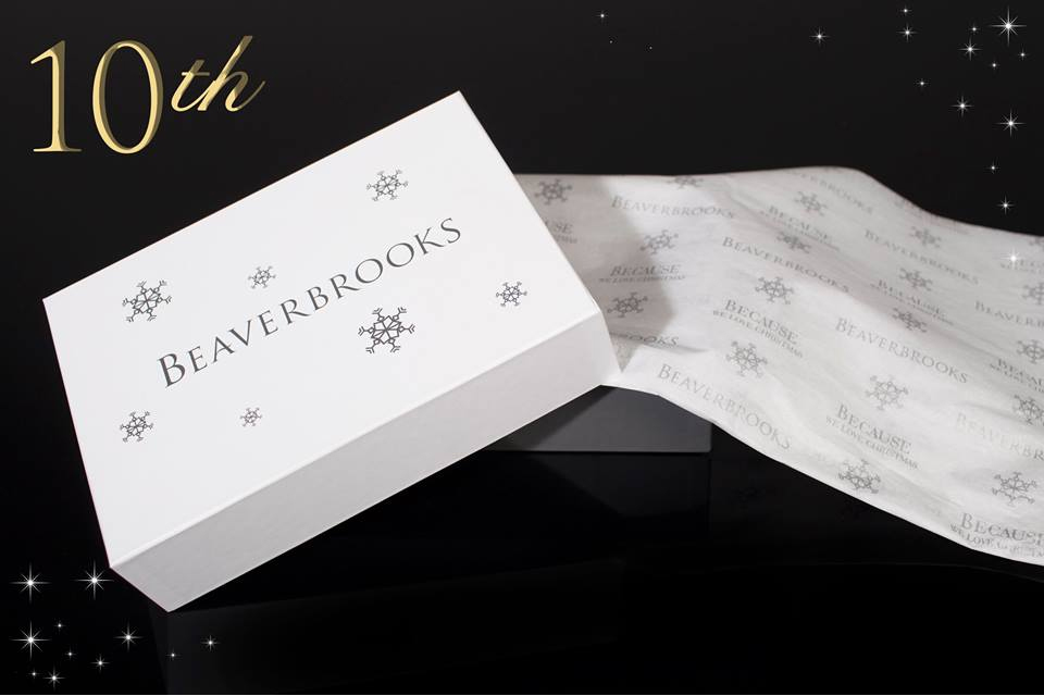 Beaverbrooks Gift Packaging - 10th day