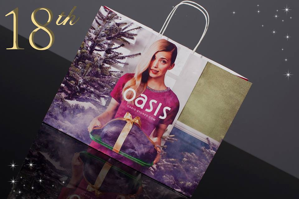 Oasis Carrier Bag - 18th Day