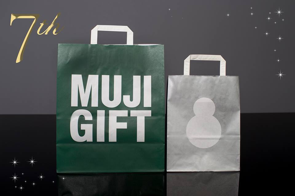 Muji Carrier Bag - 7th day