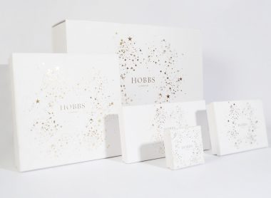 Hobbs Packaging Design
