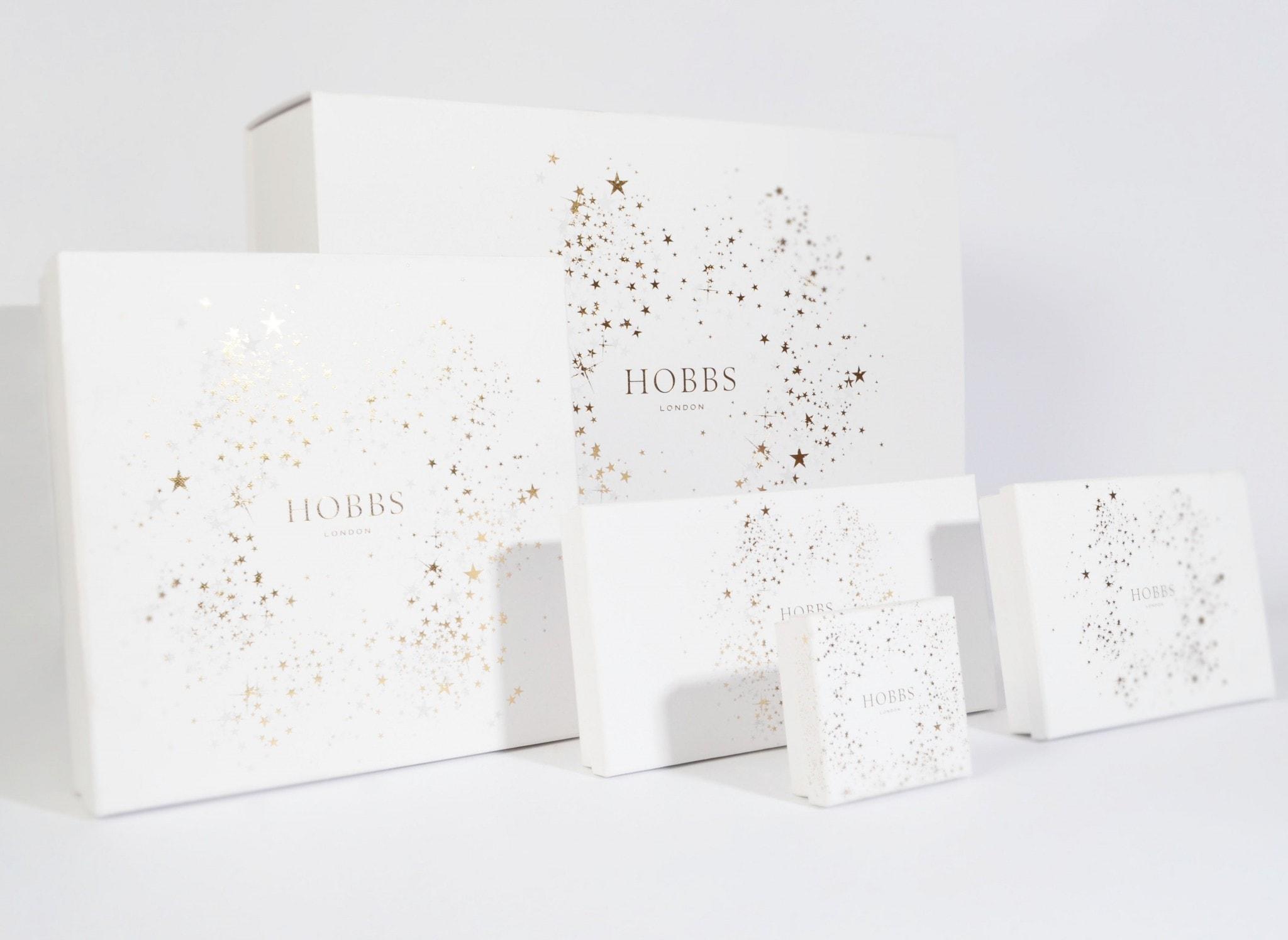Hobbs Packaging Design