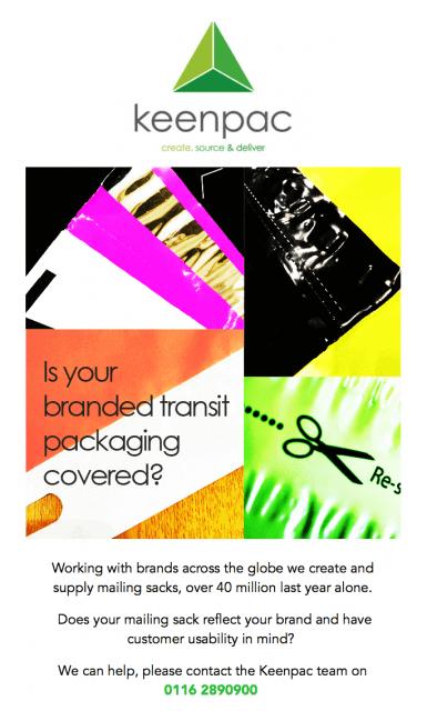 e-commerce packaging supplier