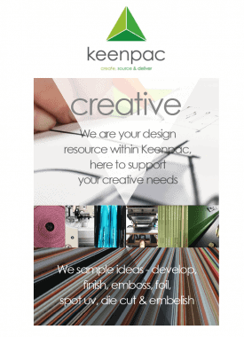 Keenpac Creative Support